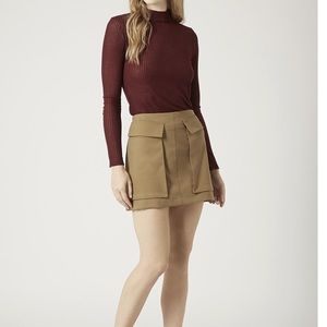 Top shop utility skirt